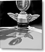 1927 Chandler 4-door Hood Ornament Metal Print