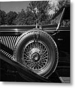 1929 Duesenberg Model J Covertible Coupe By Murphy Metal Print