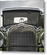 1930 Ford Model A Metal Print