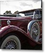 1930 Packard Model 734 Speedster Runabout Metal Print
