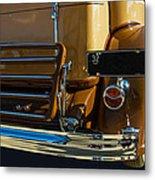 1932 Buick Sedan Metal Print