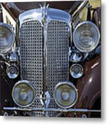 1933 Chrysler Imperial - Cl Phaeton Metal Print