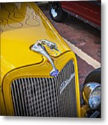 1934 Ford Hot Rod Metal Print