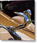 1936 Cadillac Series 75 By Fleetwood Metal Print