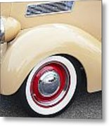 1936 Ford Cabriolet  Metal Print