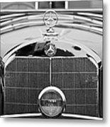 1936 Mercedes-benz 540k Mayfair Special Roadster Metal Print