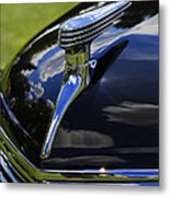 1937 Ford Model 78 Cabriolet Convertible By Darrin Metal Print by Gordon Dean II