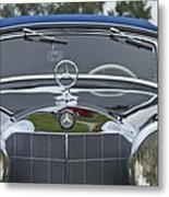 1937 Mercedes Benz Metal Print