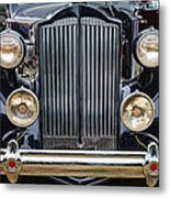 1937 Packard Super 8 Metal Print
