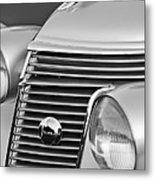 1937 Studebaker Grille  Metal Print