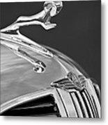1938 Dodge Hood Ornament Metal Print