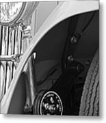 1939 Aston Martin 15-98 Abbey Coachworks Swb Sports Suspension Control Metal Print