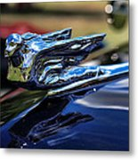 1941 Cadillac Series 62 Coupe Metal Print
