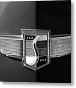 1948 Studebaker Emblem Metal Print