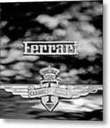 1950 Ferrari Emblem Metal Print