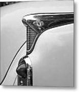 1952 Buick Eight Tail Light Metal Print