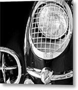 1954 Chevrolet Corvette Head Light Metal Print