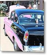 1956 Chevrolet Metal Print