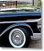 1957 Mercury Turnpike  Metal Print