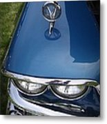 1958 Buick Super 56r Metal Print