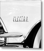 1959 Buick Electra Emblem Metal Print