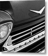 1959 Chevrolet Apache Front End Metal Print