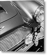 1960 Aston Martin Db4 Series II Grille Metal Print