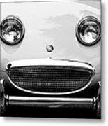 1960 Austin-healey Sprite Metal Print