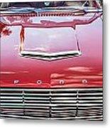 1963 Ford Falcon Sprint Convertible  Metal Print