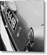 1964 Aston Martin Db5 Coupe' Taillight Metal Print