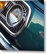 1965 Dodge Coronet Metal Print