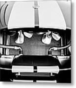 1965 Shelby Cobra Grille Metal Print