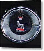 1965 Sunbeam Tiger Grille Emblem Metal Print