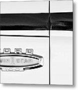1966 Ford Pickup Truck Emblem Metal Print