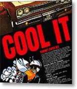 1969 Dodge Coronet Super Bee Metal Print