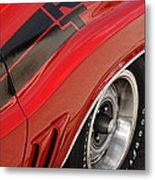 1970 Dodge Challenger R/t Metal Print
