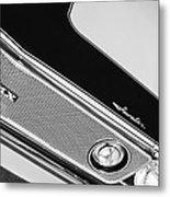 1971 Amc Javelin Amx Grille Emblem Metal Print