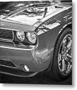 2013 Dodge Challenger Metal Print