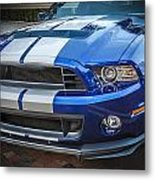 2013 Ford Mustang Shelby Gt 500  Metal Print