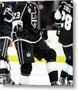 2014 Nhl Stanley Cup Final - Game Two Metal Print