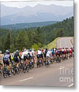 2014 Usa Pro Cycling Challenge Metal Print
