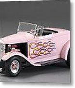 '32 Ford Hot Rod Metal Print