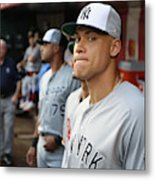 89th MLB All-Star Game, presented by Mastercard Metal Print