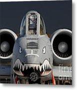 A-10 Warthog Metal Print