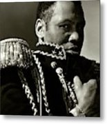 A Portrait Of Paul Robeson Metal Print