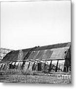 Abandoned Sugarmill Metal Print