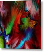 Absolute Abstract Metal Print