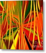 Absolutely Abstract Metal Print