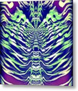Abstract 140 Metal Print