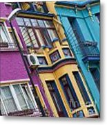 Abstract Istanbul 02 Metal Print
